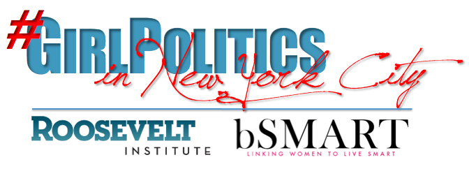 #GirlPolitics in New York City