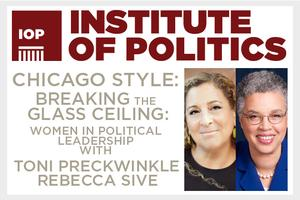 Tuesday, April 8, 2014 at the Institute of Politics of the University of Chicago. To register, click here, visit:.