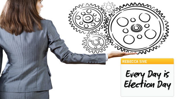 Innovation Excellence excerpts Every Day Is Election Day in recognition of Women's History Month. Here is the URL:http://www.innovationexcellence.com/blog/author/rebecca-sive-2/.
